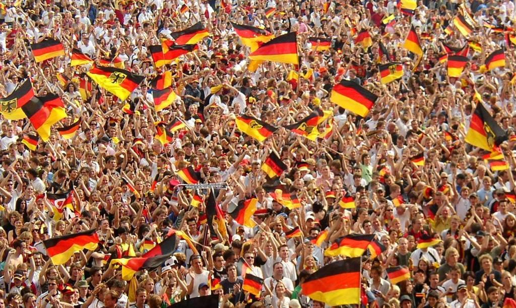 German birth rates