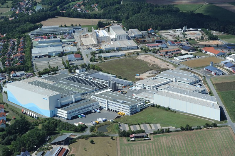 Playmobil factory in Dietenhofen in Germany