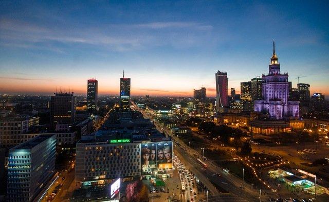 Warsaw-Poland-business