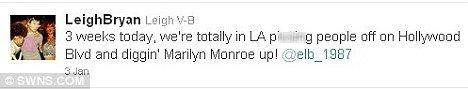 Digging up Maryln Monroe Twitter