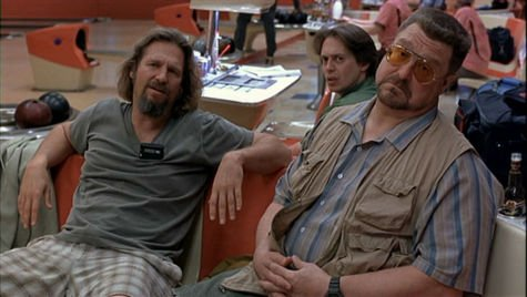 Photo from Le Big Lebowski