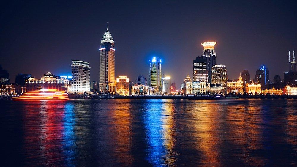 china-nightime