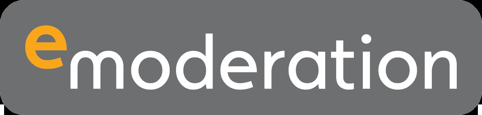 emoderation logo