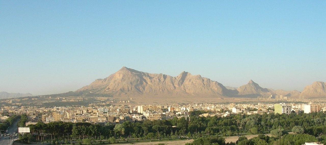 iran-kerman-mountains