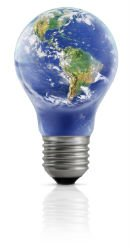 lightbulb global business