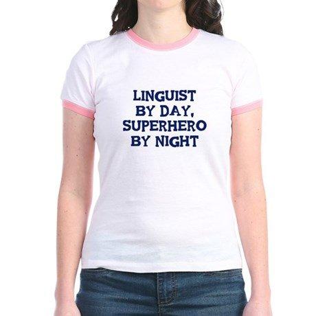 Linguist's t-shirt