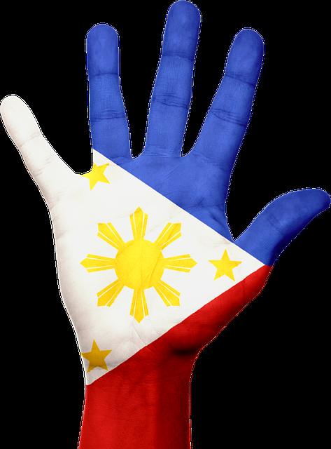 philippines-handflag