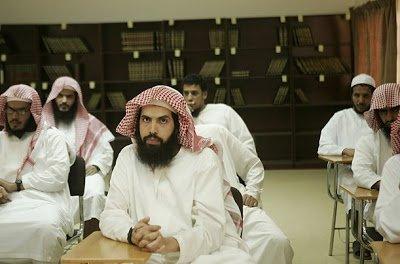 Saudi Censors in Room