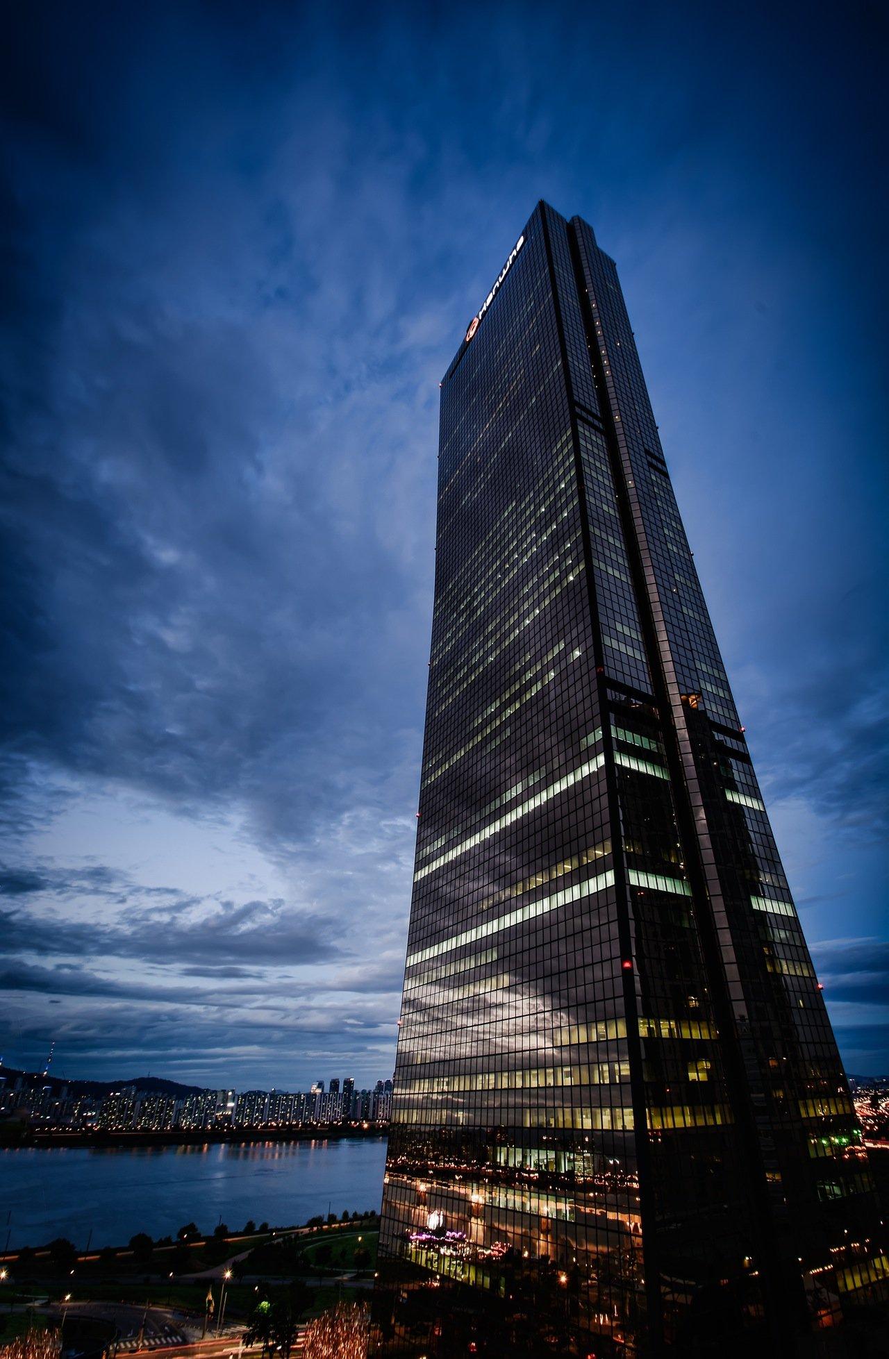 south-korea-business-building