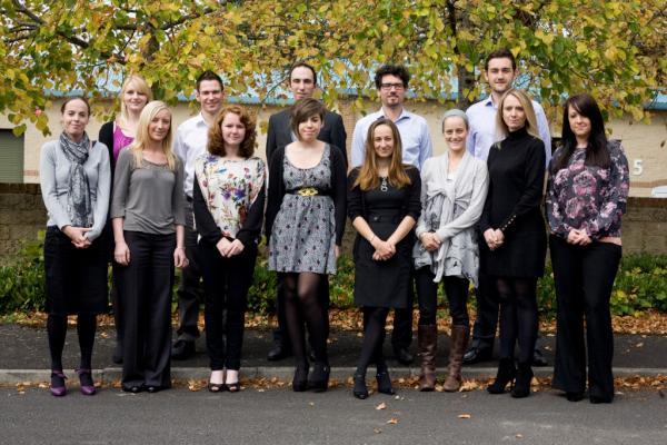 Photo of Kwintessential's translation and interpreting team