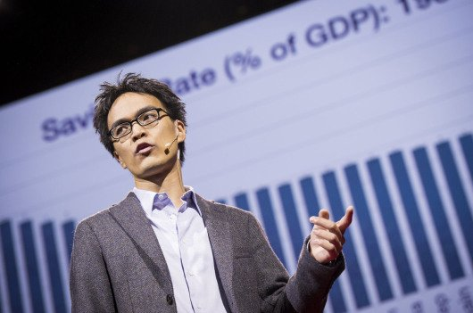 Keith Chen at TED Talk