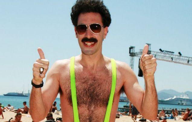 Borat the translator