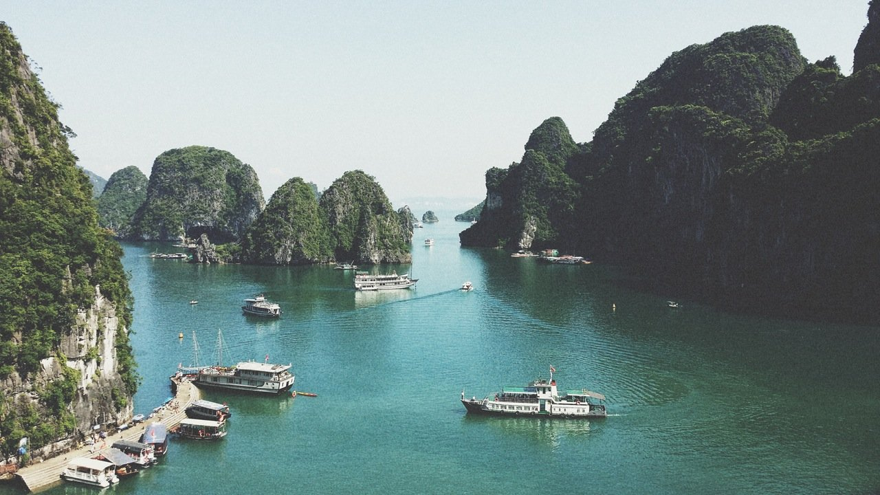 Vietnam ha-long-bay